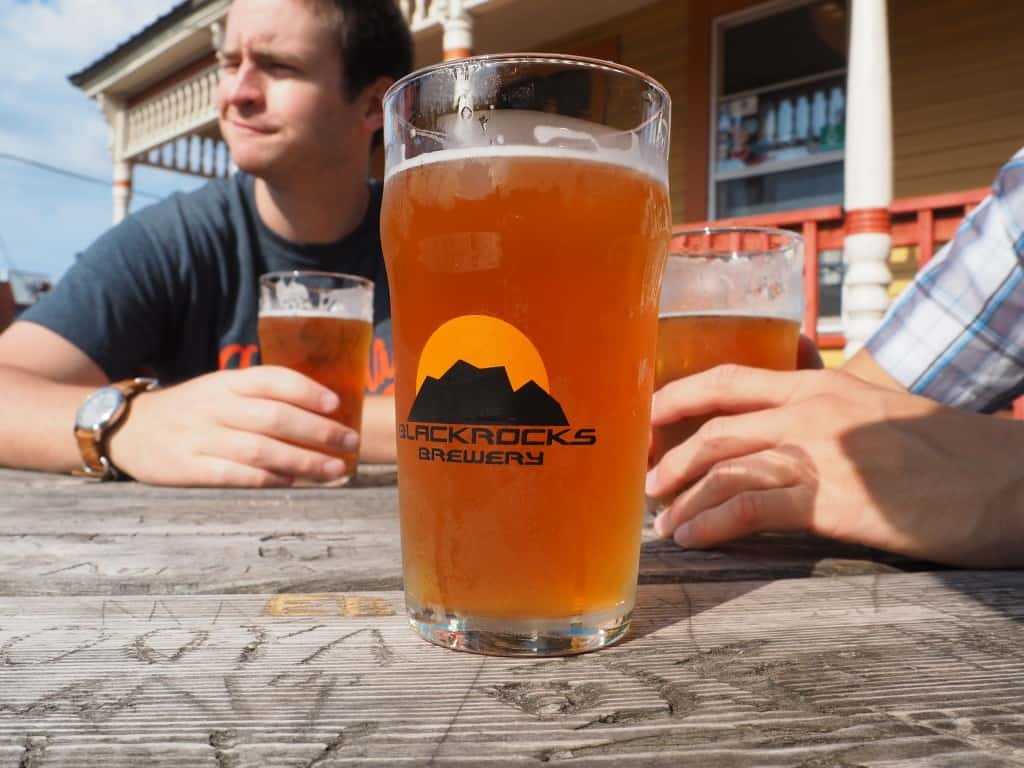 Blackrocks Brewery - #MittenTrip Marquette - The Awesome Mitten