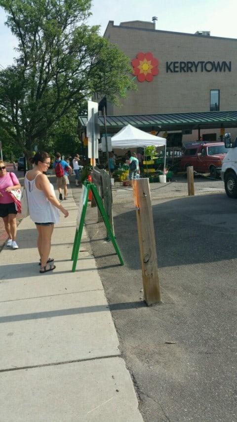Kerrytown - #MittenTrip - Ann Arbor - The Awesome Mitten