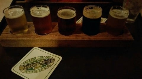 Grizzly Peak Brewing Company - #MittenTrip - Ann Arbor - The Awesome Mitten