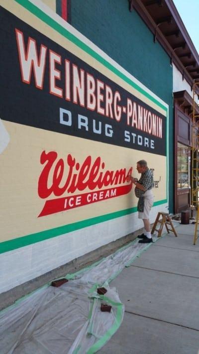 Street Art in Saginaw - #MittenTrip - Saginaw - The Awesome Mitten