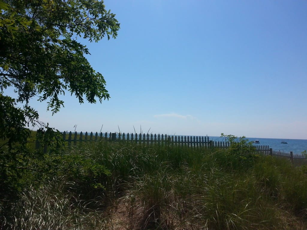 Oak Street Beach - #MittenTrip - South Haven - The Awesome Mitten