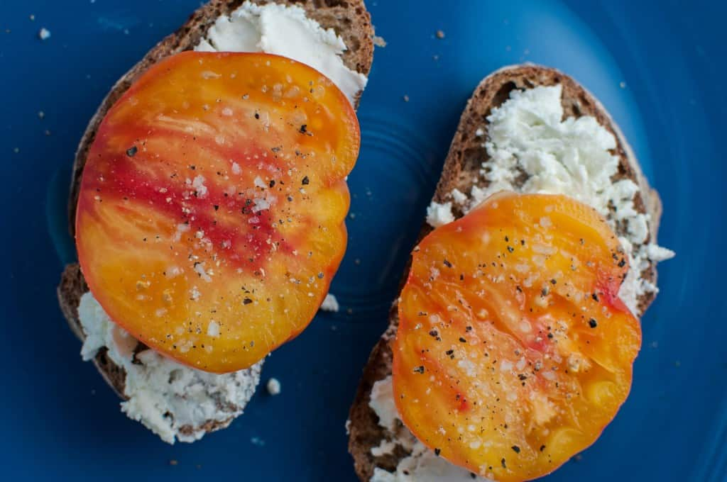 The Awesome Mitten - Michigan Tomato Recipes