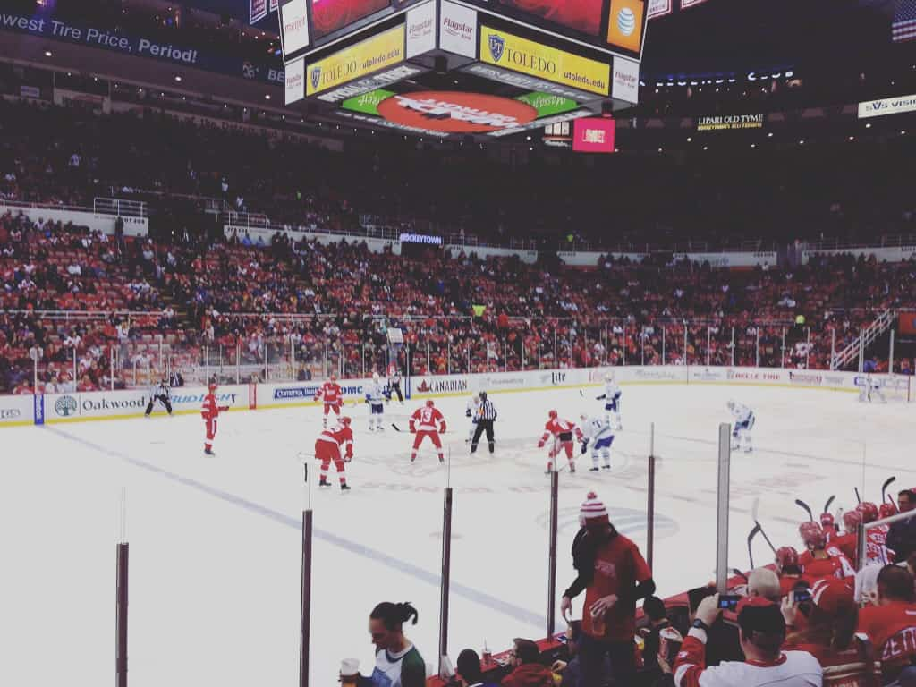 015 15 Reasons Why Michiganders Love Their Red Wings