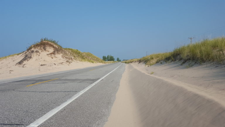 A Summer Lake Michigan Road Trip, Ludington to Frankfort - Awesome Mitten