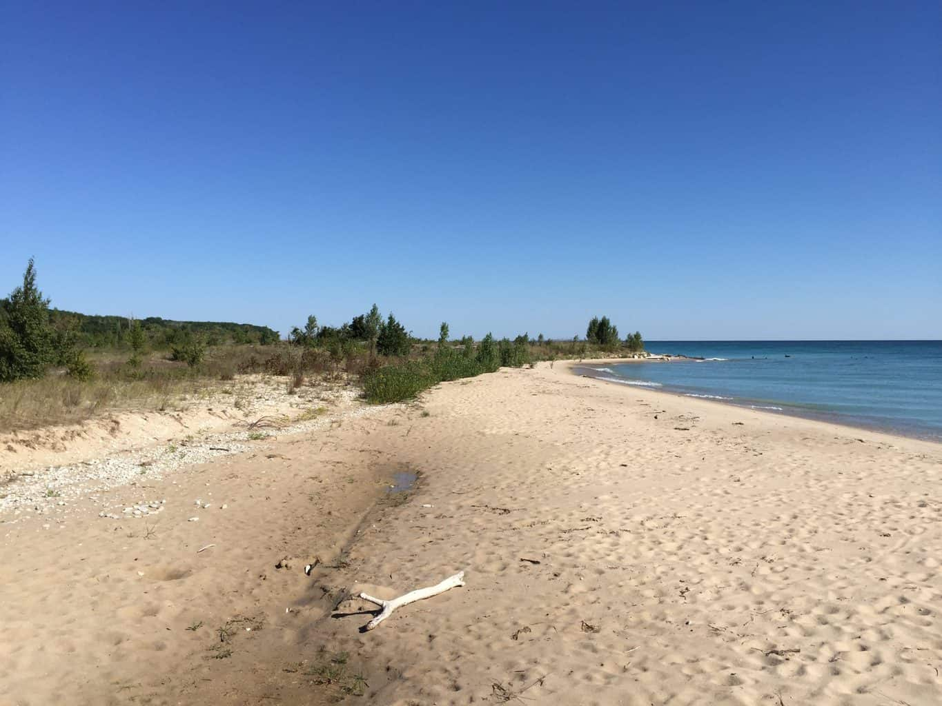 North Manitou - The Awesome Mitten