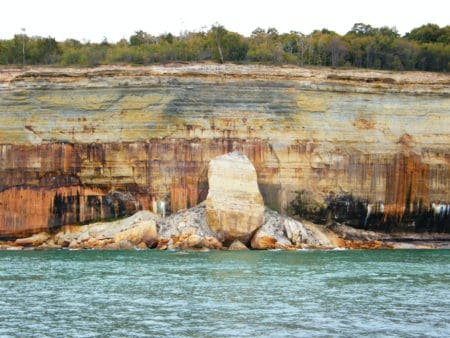 Exploring Pictured Rocks by Water: A #MittenTrip into Lake Superior