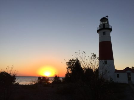 An Overnight Visit to Middle Island Michigan Near Alpena   A #MittenTrip