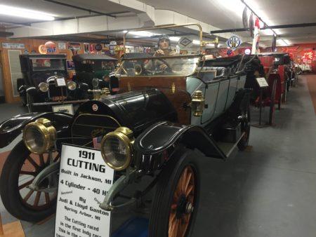 How to Experience Jackson's Automotive History