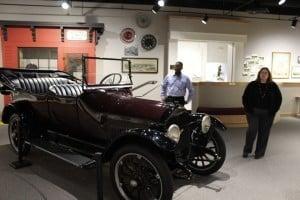 Ella Sharp Museum Car