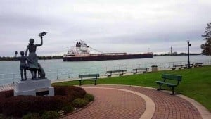 Noteworthy, but Overlooked: A Guide to Driving Along St. Clair River - The Awesome Mitten