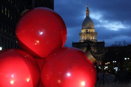 Making the Most of Lansing's Silver Bells in the City