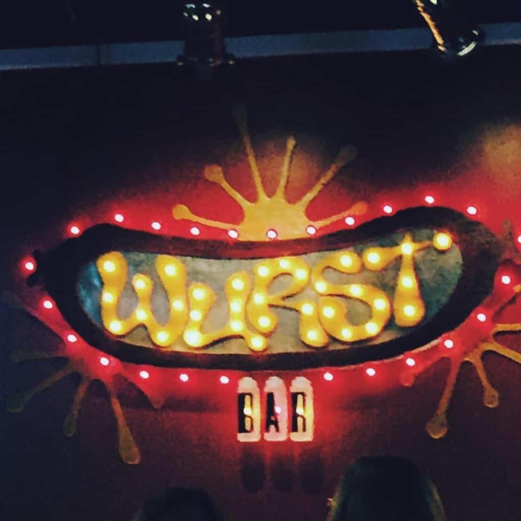 Wurst Bar - #MittenTrip - Ypsilanti - The Awesome Mitten