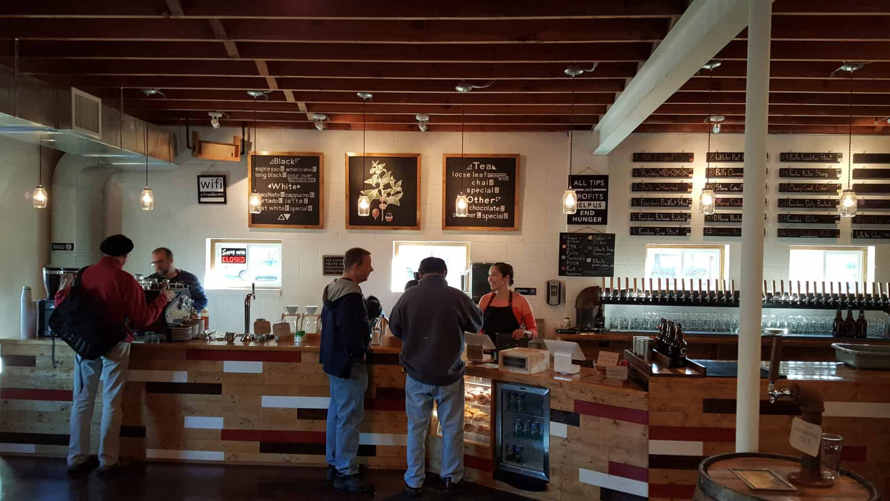 Cultivate Coffee - Ypsilanti #mittenTrip - The Awesome Mitten