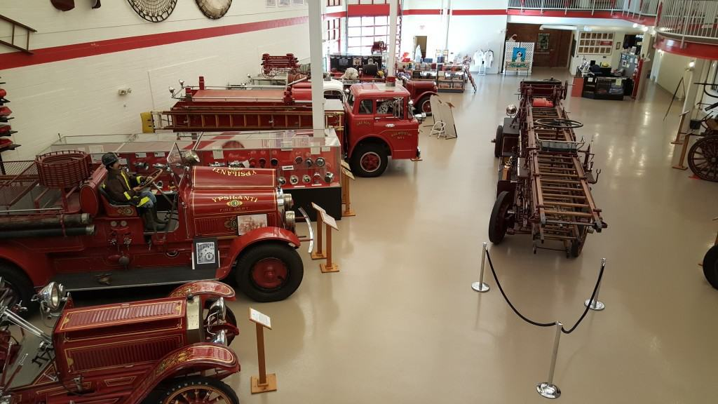Firehouse Museum - #MittenTrip - Ypsilanti - The Awesome Mitten