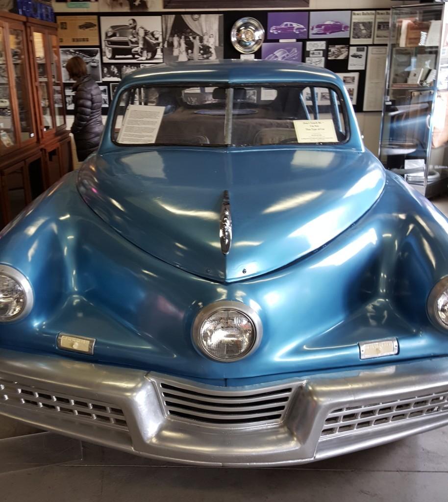Car Mueseum - #MittenTrip - Ypsilanti - The Awesome Mitten