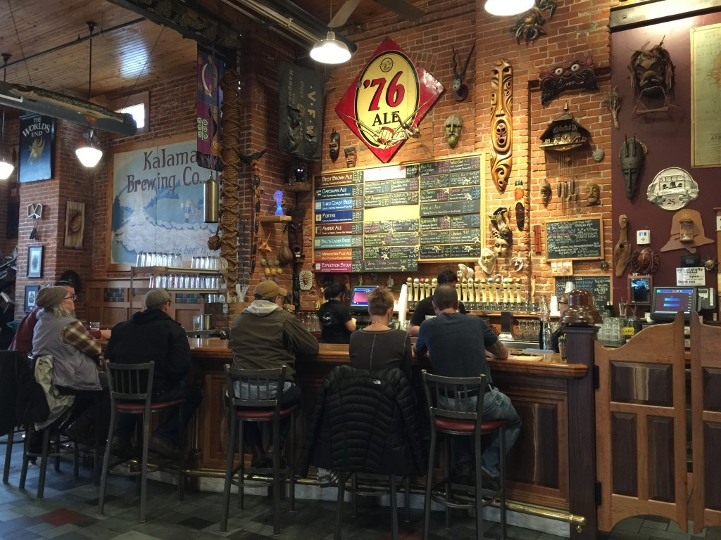Bell's Brewery - #MittenTrip - Kalamazoo - The Awesome Mitten