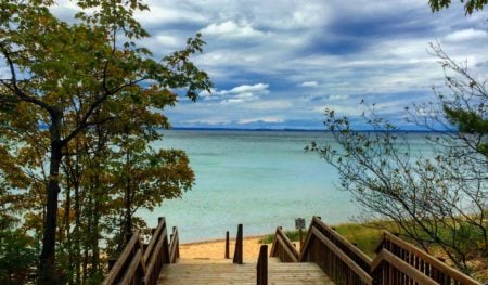 6 Michigan Beaches To Find Adventure During Off-Season