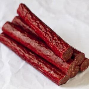 Michigan Venison Snack Sticks