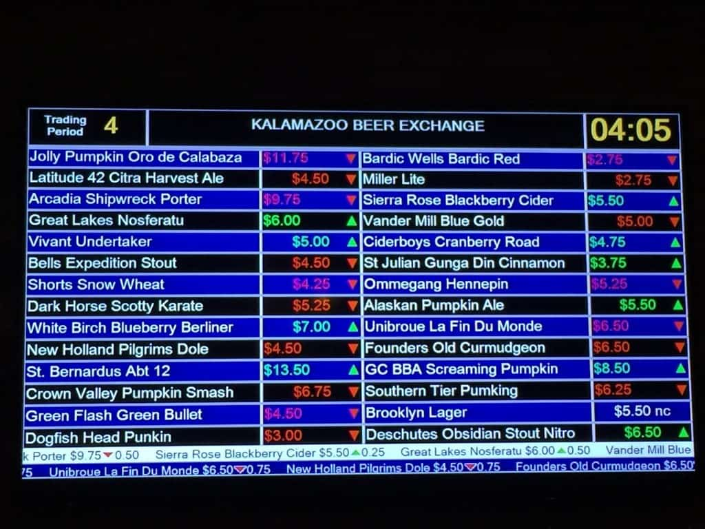 The Kalamazoo Beer Exchange - #MittenTrip - Kalamazoo - The Awesome Mitten