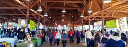 Come Hungry, Leave Happy: Touring Detroit's Eastern Market