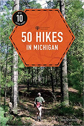 hike michigan book Michigan Gift Guide for the Outdoor Adventurer
