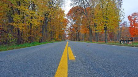Enjoy Fall Colors in Mid-Michigan in the Irish Hills