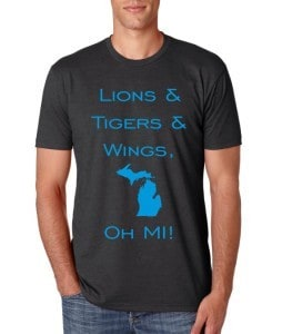 Lions, and Tigers, and Wings, Oh Mi! T-Shirt