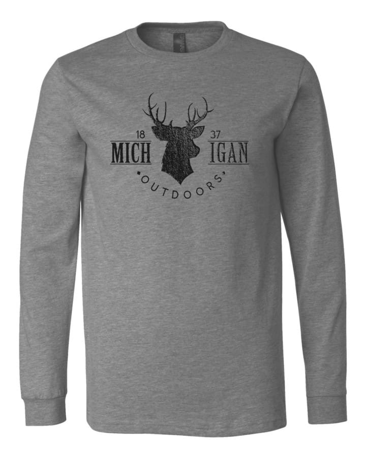 livelovemichigan outdoors shirt Michigan Gift Guide for the Outdoor Adventurer