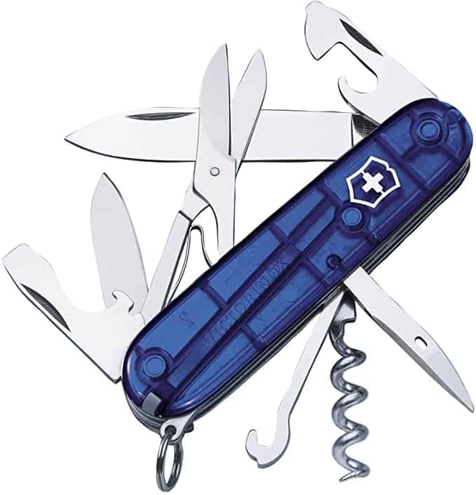 michigan made knife Michigan Gift Guide for the Outdoor Adventurer