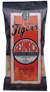 Germack Tigers Peanuts