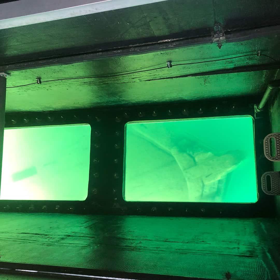 Glass Bottom Boat 2 Explore Lake Superior Shipwrecks - Glass Bottom Boat Tour