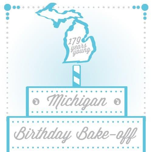 BirthdayBakeoff Square500 1 Michigan Birthday Bake-Off Professional Entries 2016