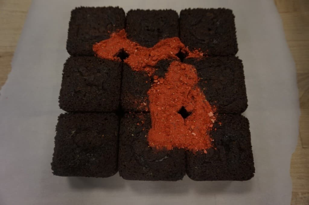 Masen James Bakery - Michigan Birthday Bakeoff - The Awesome Mitten