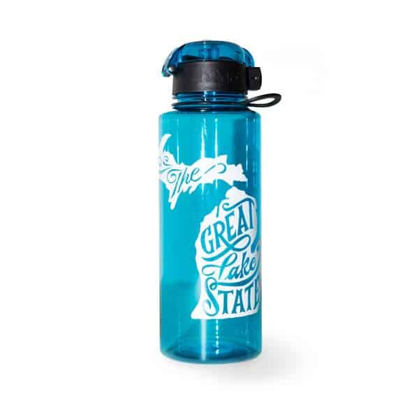 Ardent Ink Wataer Bottle - The Awesome Mitten