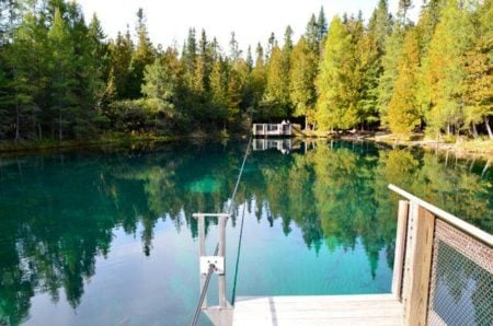 Check out The Big Spring: Kitch-iti-kipi