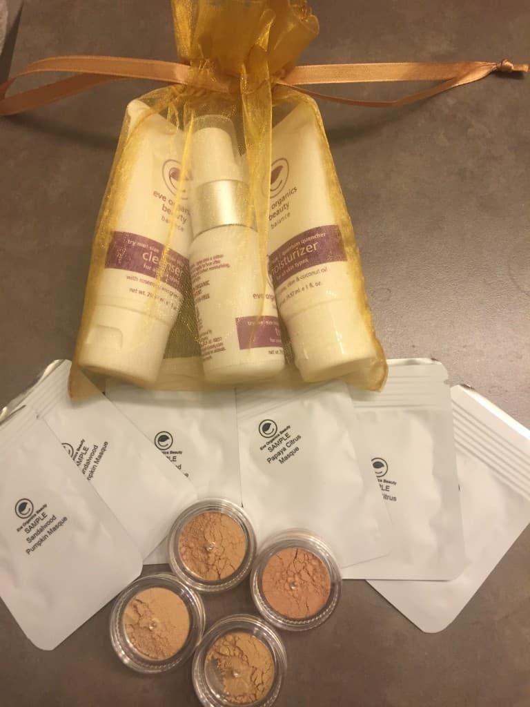 Eve Organics Sample Pack
