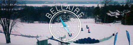 A #MittenTrip Guide to Bellaire's Winter Wonderland