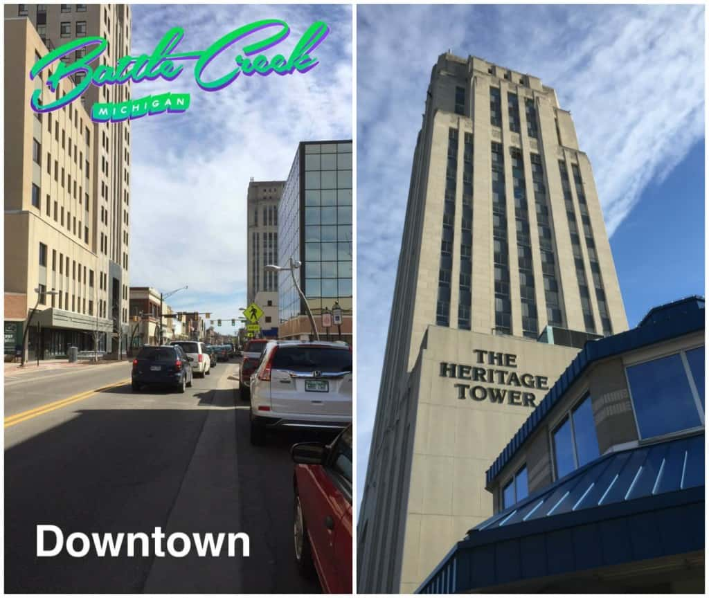 Exploring downtown Battle Creek on a Saturday afternoon. Photos by Rhonda Greene.
