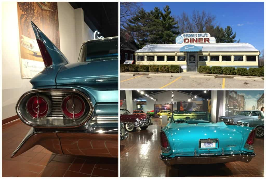 The Gilmore Car Museum is definitely an all-day stop. Photos by Rhonda Greene.