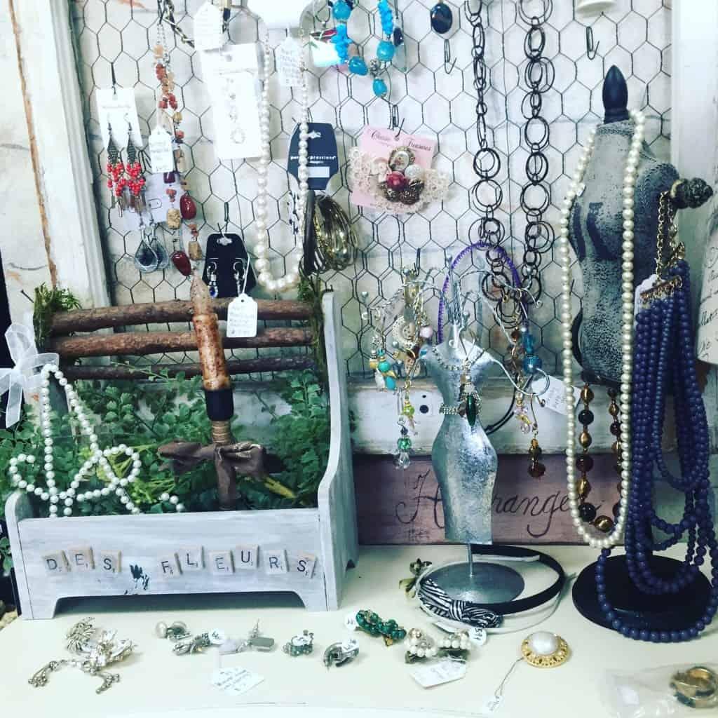 Jewelry Vignette