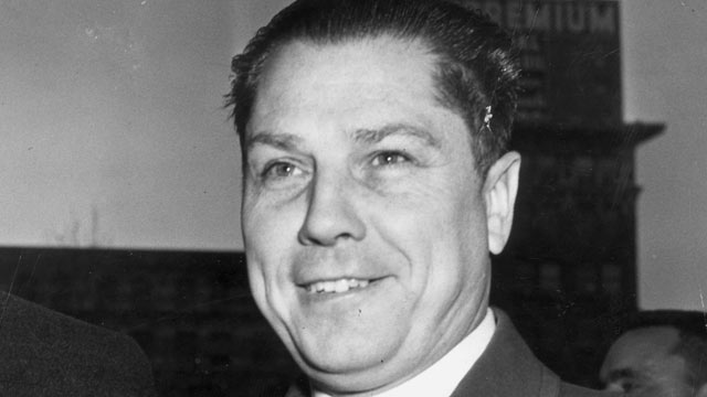 5 Shocking Controversial Moments in Michigan History - Jimmy Hoffa - The Awesome Mitten