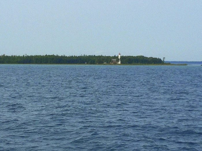 The Awesome Mitten - St. Helena Lighthouse