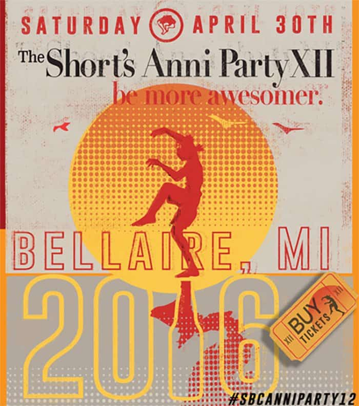 Short's Anni Party | Awesome Mitten