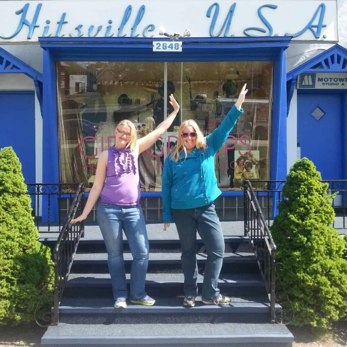 Supremes in the Making at Motown Museum Hitsville U.S.A.