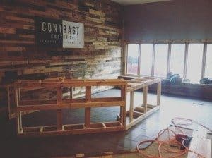 Photo Courtesy of Contrast Coffee
