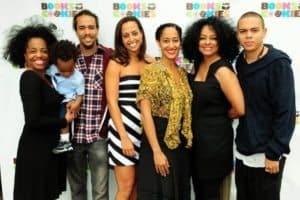Diana Ross' Family