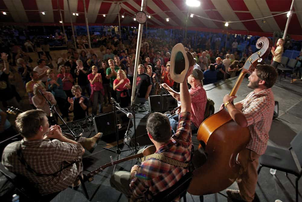 Music, culture, food and fun collide at the Great Lakes Folk Fest in East Lansing. Photo courtesy of Great Lakes Folk Fest