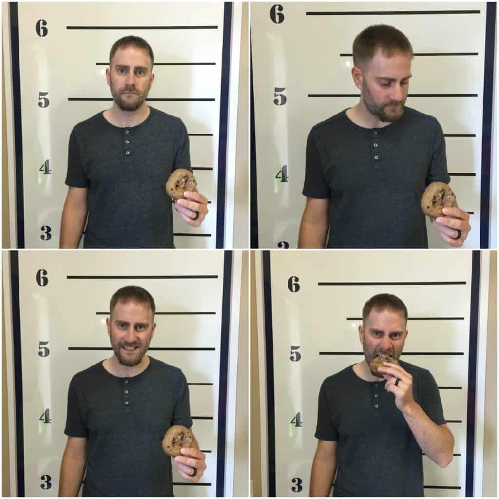 Mugshots at Cops and Doughnuts in Gaylord