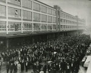 10 Facts About Motor City History and the Big Three