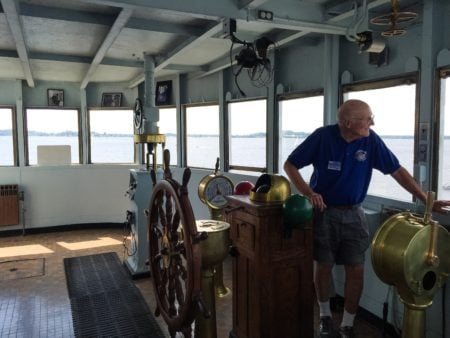 Travel Back in Time Aboard the S.S. Milwaukee Clipper – #MittenTrip Muskegon